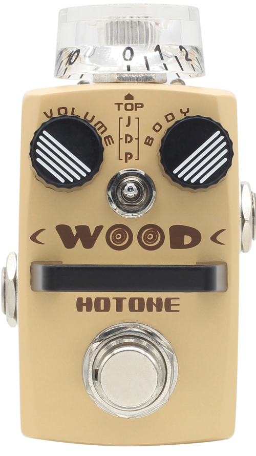 Hotone Skyline Wood Acoustic Guitar Simulator Guitar Effects Pedal Guitar Effects Pedals Effects Pedals Guitar Effects