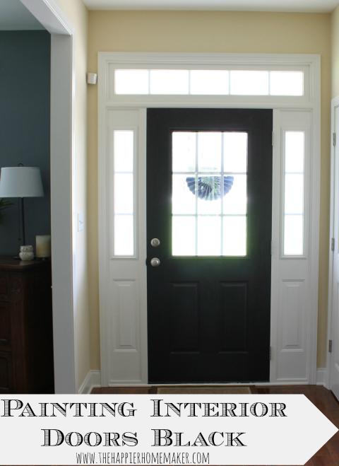 Beautiful Gray Interior Doors