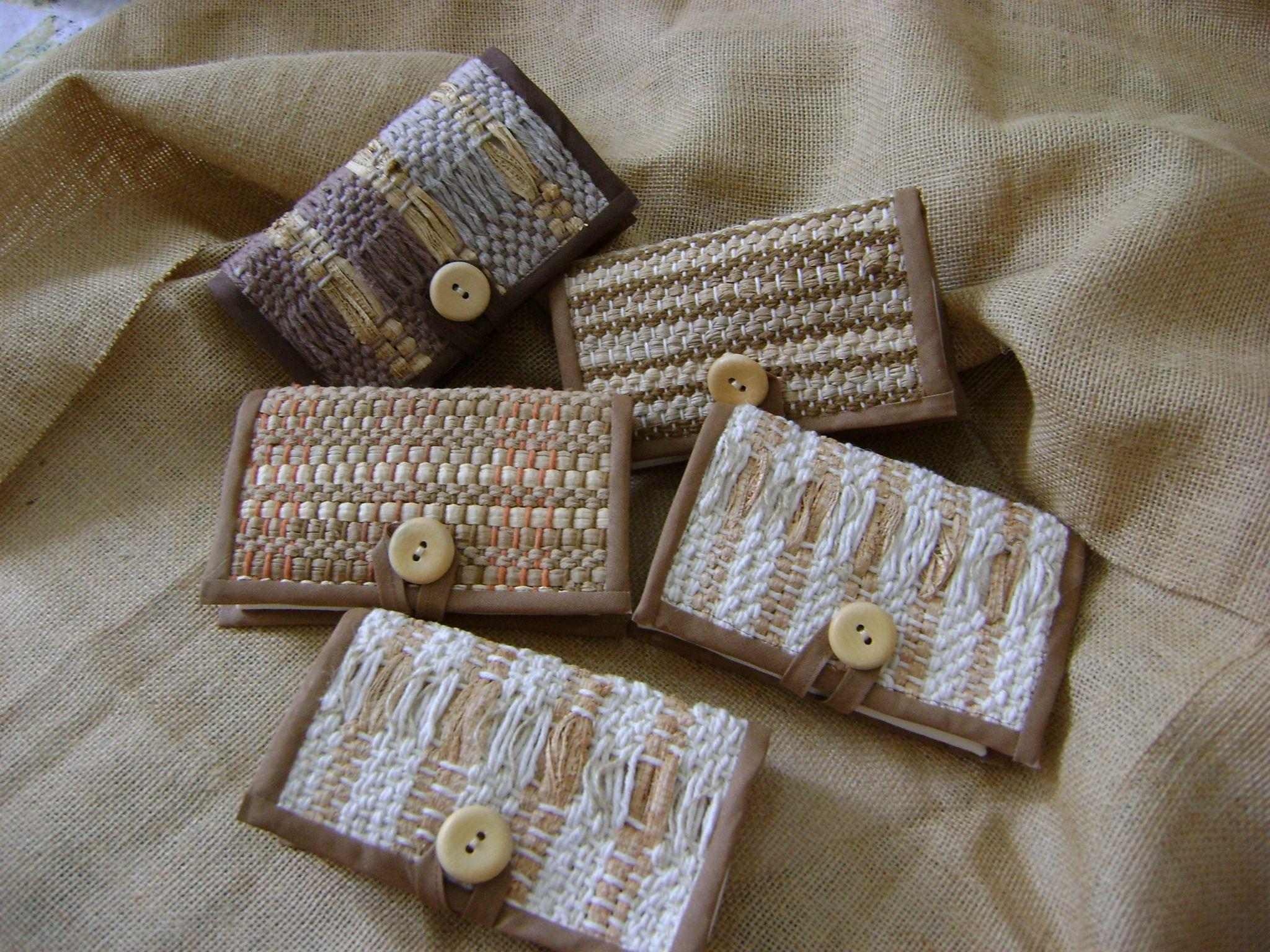Sacola de compras em forma de carteira