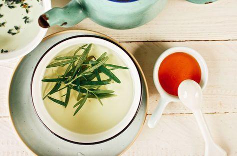 Inspirational Rosmarin Tee Kr utertee und seine Wirkung Kr utertees aus dem eignen Garten