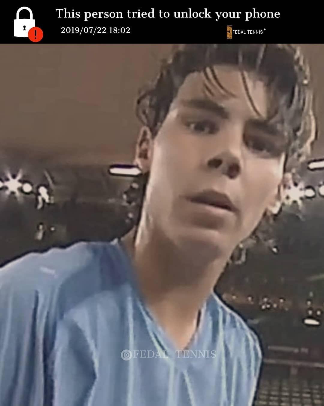 Rafael Nadal Funny Meme Rafaelnadal Rogerfederer Fedal Tennis1 Sports Sport Motivation Tennis Tennisplayer Tenis Sports Memes Rafael Nadal Memes
