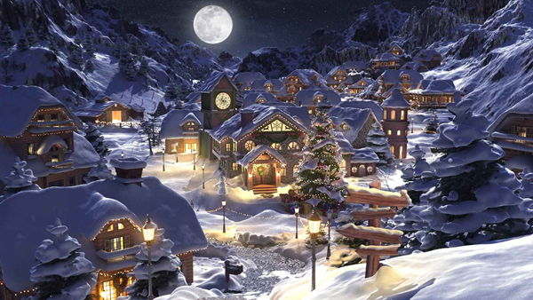 Christmas Screensavers for Windows 7 Methods to Make