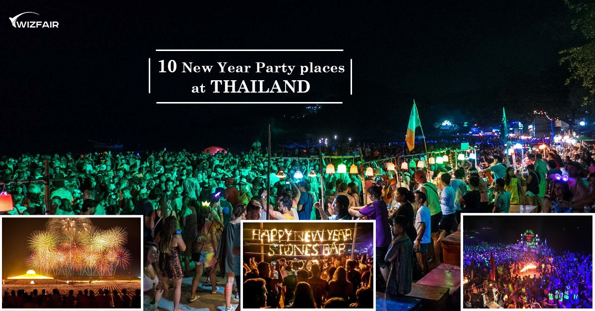 Top 10 Party Places to Celebrate New Year Eve 2020 in