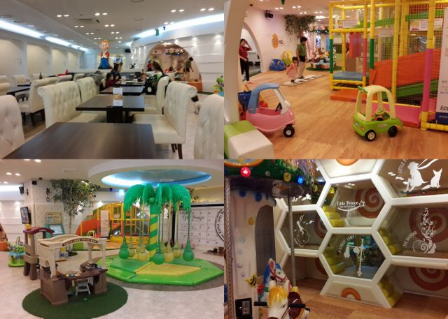 Kids Party Places And Fun In Seoul Children S Cafe