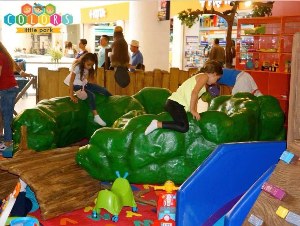 Colors Little Park Mercado Andares Coming Soon Noviembre 2018