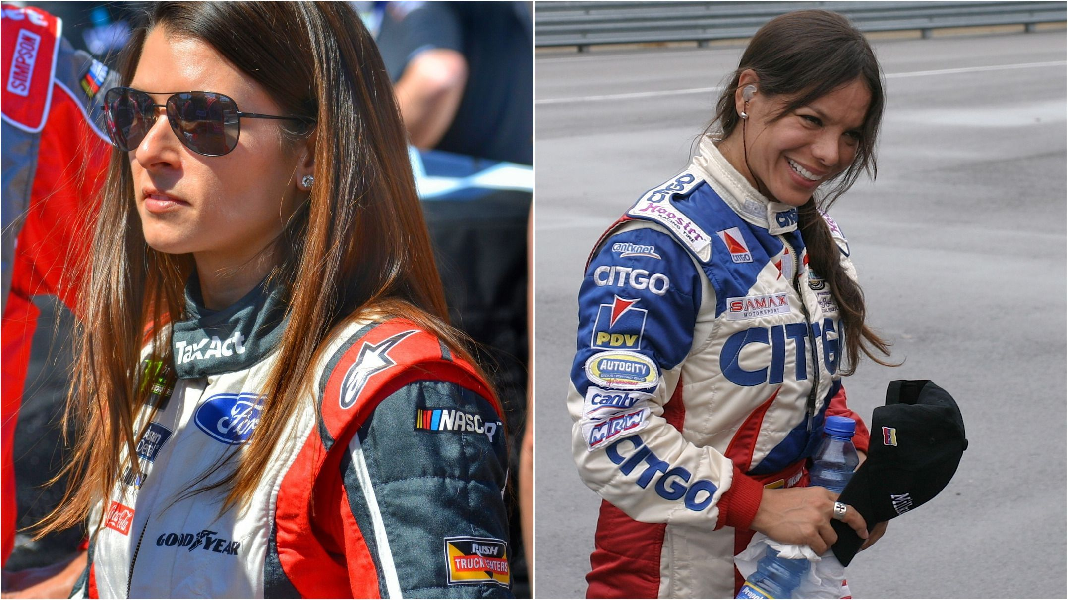 The Hottest And Most Talented Female Race Car Drivers