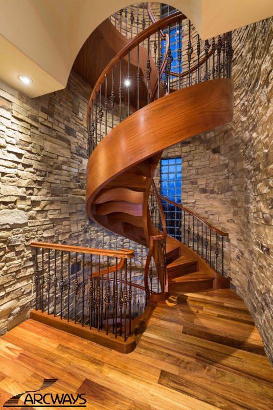 Best Spiral Stairs Spiral Staircases Custom Spiral 640 x 480