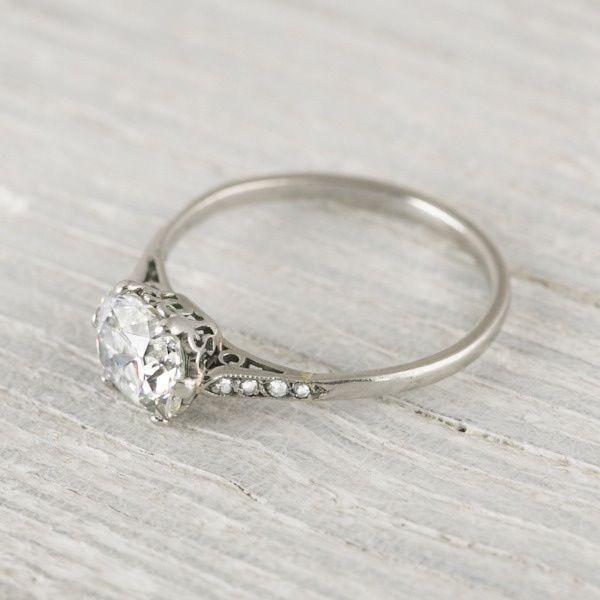 02 17 rustic ideas plum pretty sugar - Elegant Wedding Rings