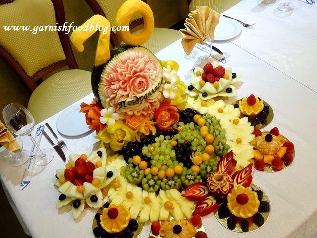 70th Birthday Decoration