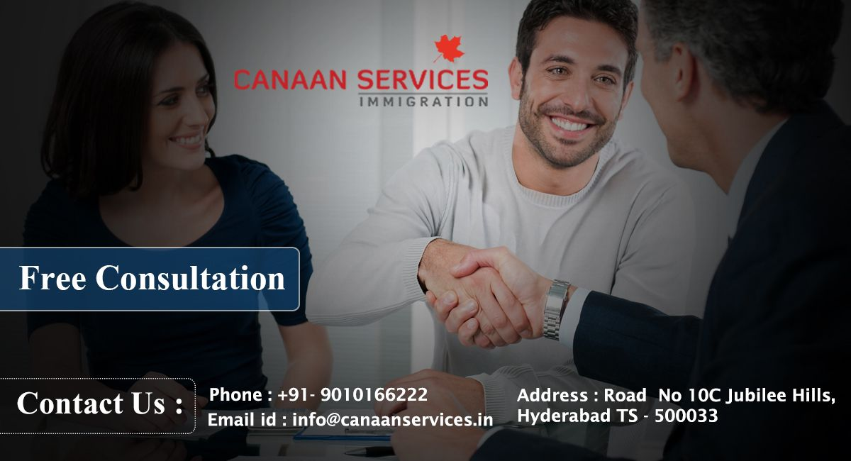 Canaan Services Provide Best Canadian Immigration Lawyers Free
