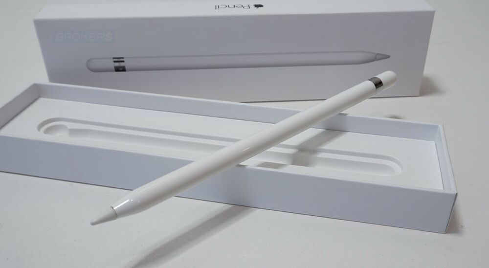 Ebay Sponsored Apple Pencil For Ipad Pro Mk0c2zm A White Used Apple Pencil Pencil For Ipad Ipad Pro