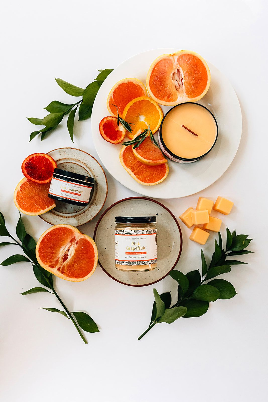 Pink Grapefruit Essential Oil fontanacandleco in 2020