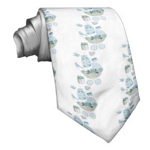 Its A Boy Necktie