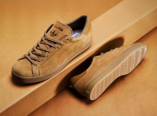 mita sneakers x adidas Originals Tobacco Brown Gum