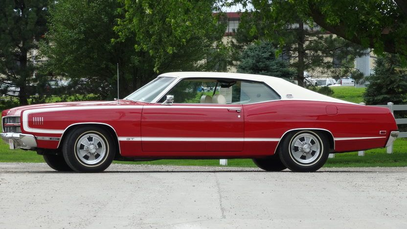 1969 Ford Xl Gt 2 Ford Galaxie Ford Classic Cars Classic
