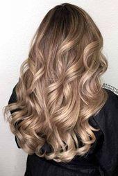 Wählen Sie eine braune Haarfarbe für Ihren Hautton Frisuren