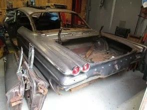 1960 Pontiac Catalina two door Hardtop  Parts car  Call us! www
