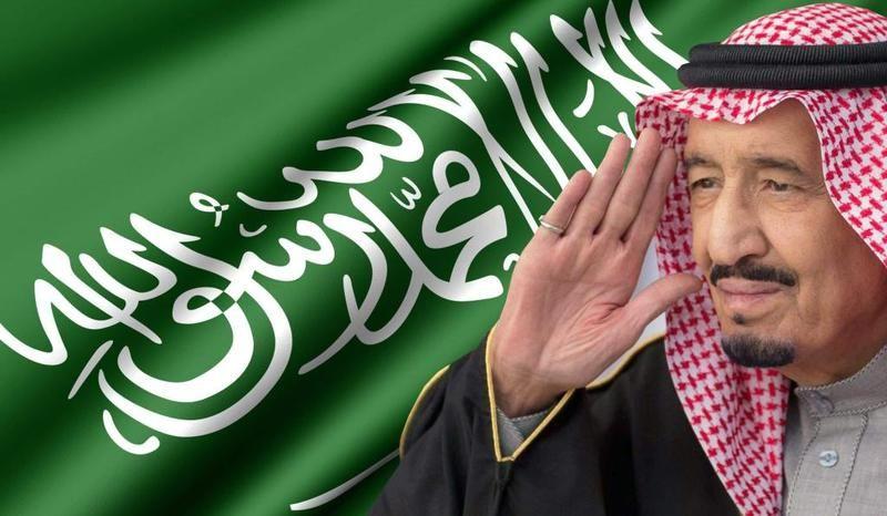 صور الملك سلمان صور رمزيات للملك سلمان مجلة رجيم Cover Photo Quotes Saudi Flag Photo