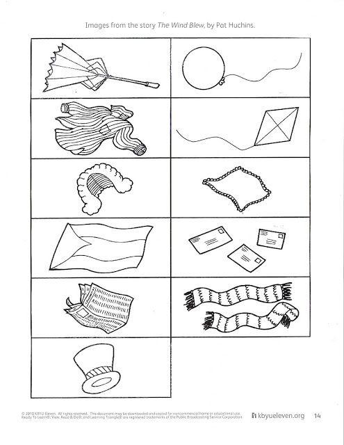 Preschool Wind Crafts Lesson Plans