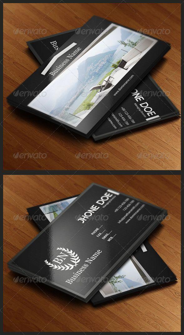 Real Estate Business Card Real Estate Business Business Cards - Real estate business cards templates free