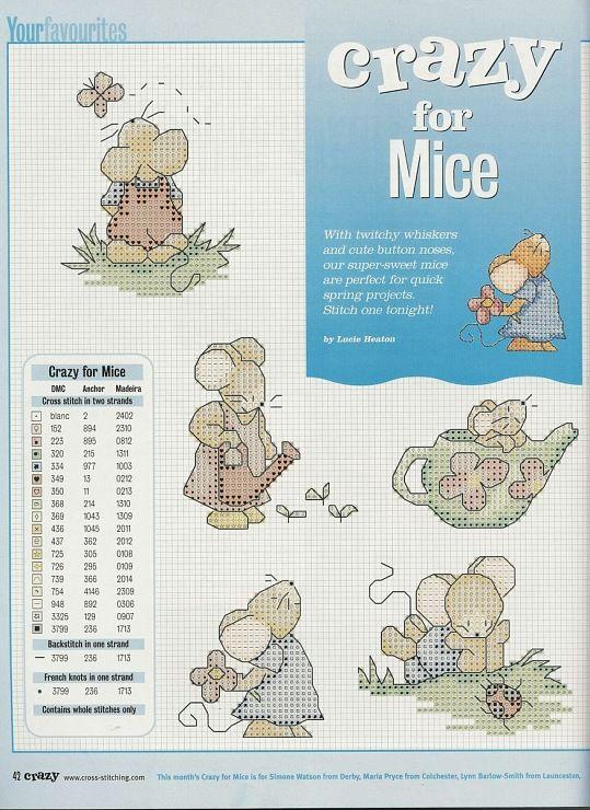 cute mice 1