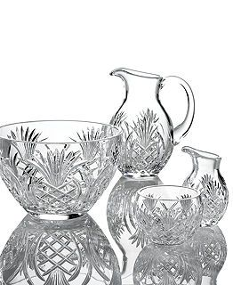 Elegant Waterford Desk Set