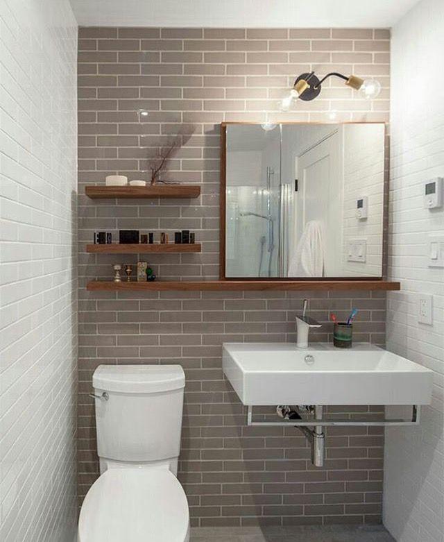 Awesome Half Bathroom Tile Ideas