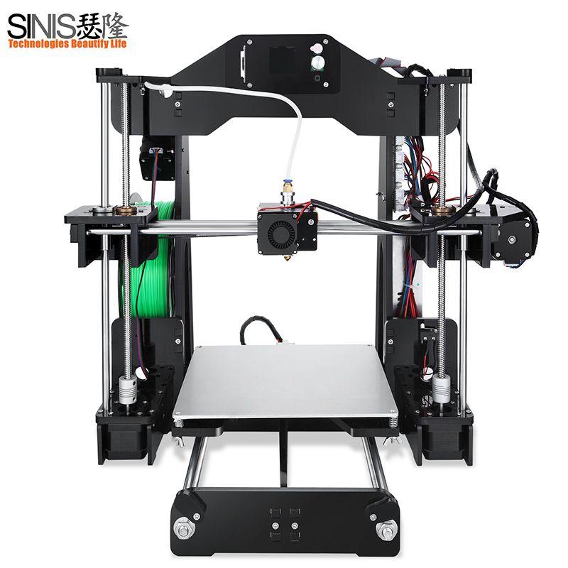 Sinis Tech 3d Printer Kit Normal And Laser Engraver Version Diy Desktop Printing Machine With Free 1kg Filament And 3d Printer Kit Diy Desktop Laser 3d Printer