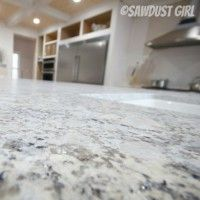 Charming Andino White Granite Countertops