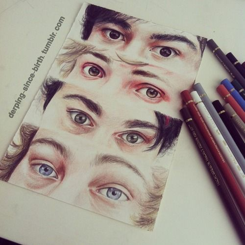 the home of heroes the best 5 seconds of summer fan art on the