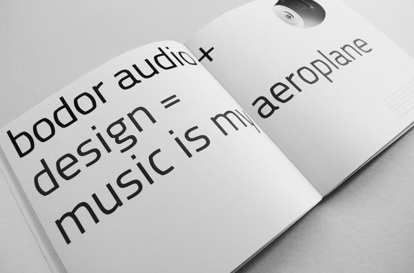 Bodor Audio #branding by Hidden Characters