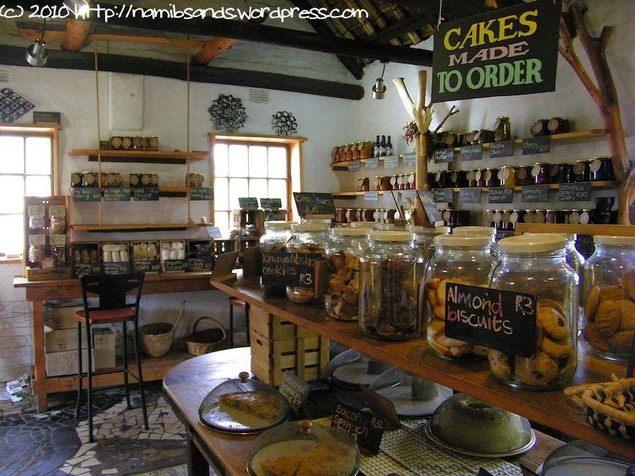 Millstone Farm Stall & Cafe Bakery decor, Cozy coffee