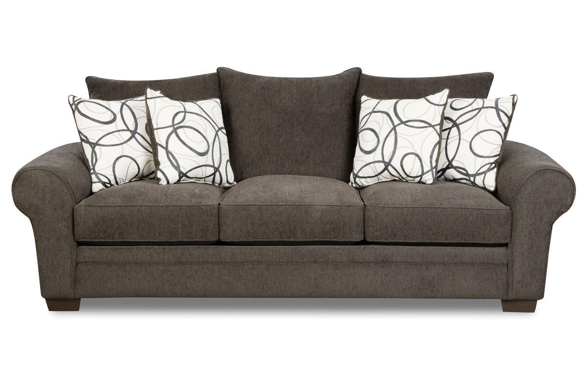 othello chenille sofa white furniture foam cushions and decorating
