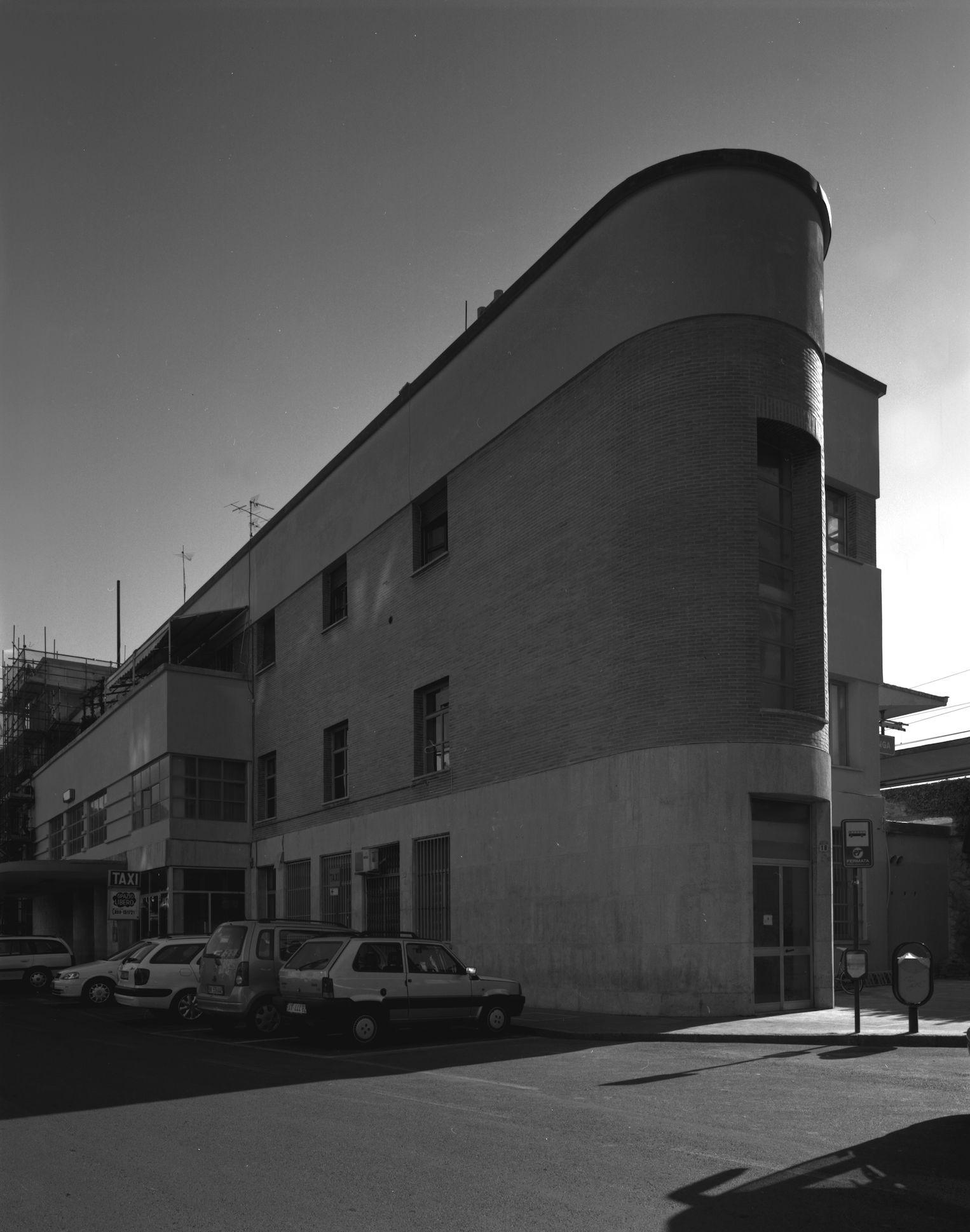1919 1936 BUSALLA GE VILLA BORZINO by GIUSEPPE CROSA VERGAGNI Architettura in Liguria