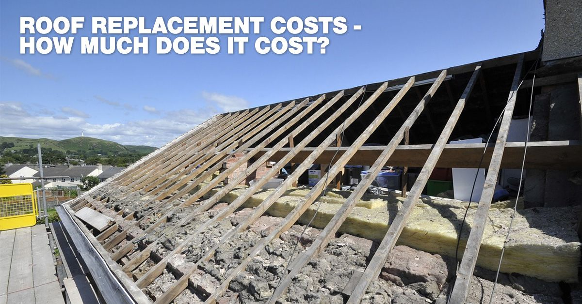 What Are The Current Roof Replacement Costs Roofing Roofers