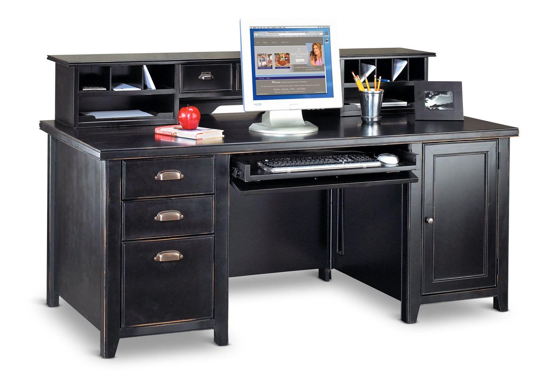 Tribeca Executive Computer Desk | HOM Furniture ...