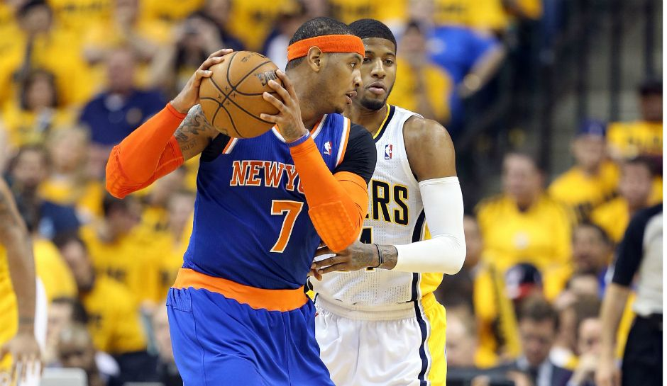 NBA Trade Rumors: Carmelo Anthony Trade Odds Increase, Paul George