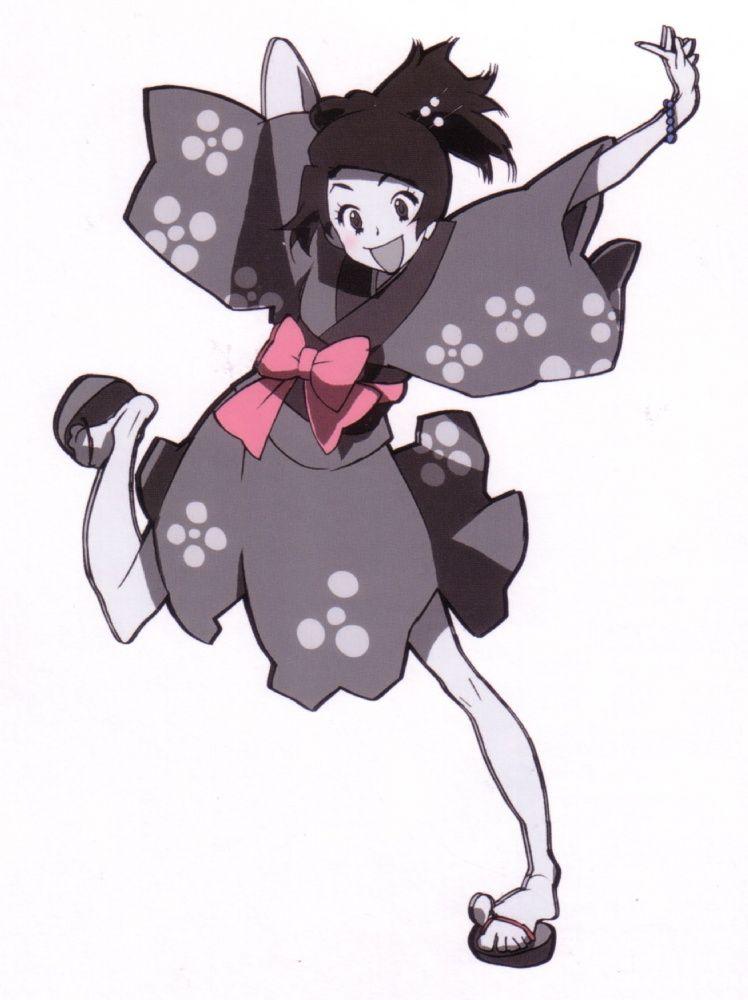 Fuu - Samurai Champloo