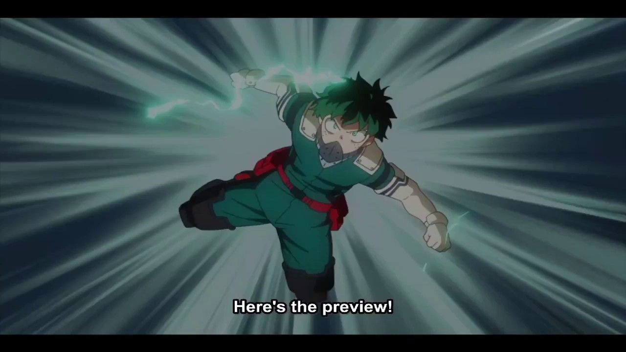 Boku No Hero Academia Season 4 Episode 11 Preview English Sub My