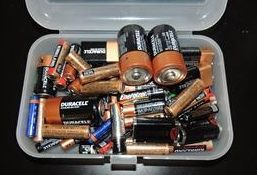 How To Recharge Alkaline Batteries Backdoor Survival Alkaline Battery Survival Prepping Batteries