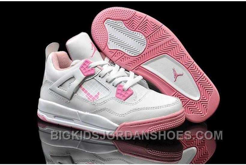 new style c3348 dfa31 Pin on Nike Air Jordan 4 Kids