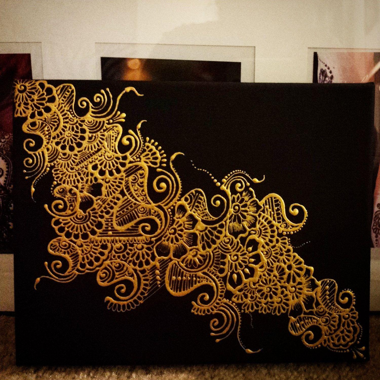 Gold Puffy Paint Uk