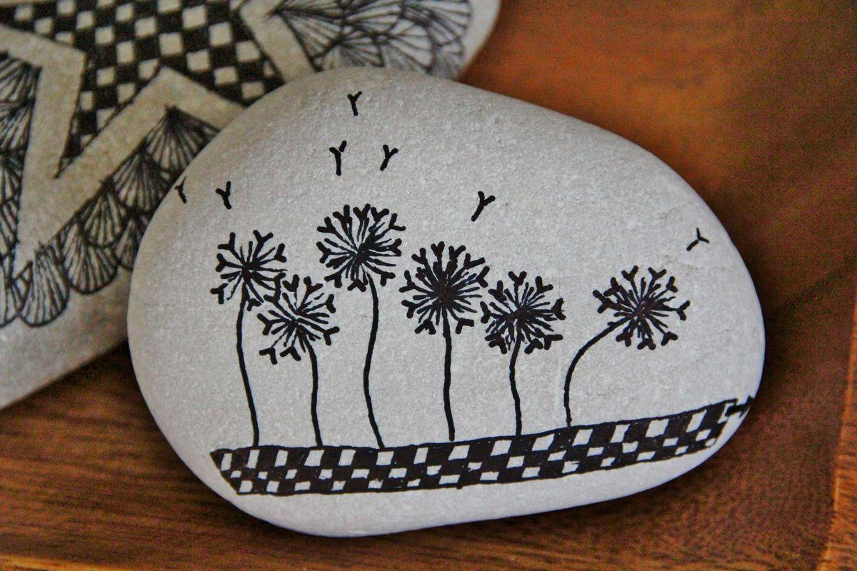 Pin de sripriya en Projects to try   Pinterest   Piedras, Piedras ...