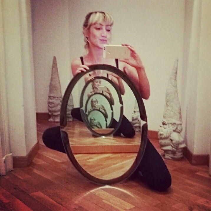 Specchio Vintage Metalvetro Galvorame Siena del 1968 #vintage #modernariato #1968 #60' #specchio #mirror