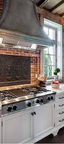New Kitchen Design with Range Cooker