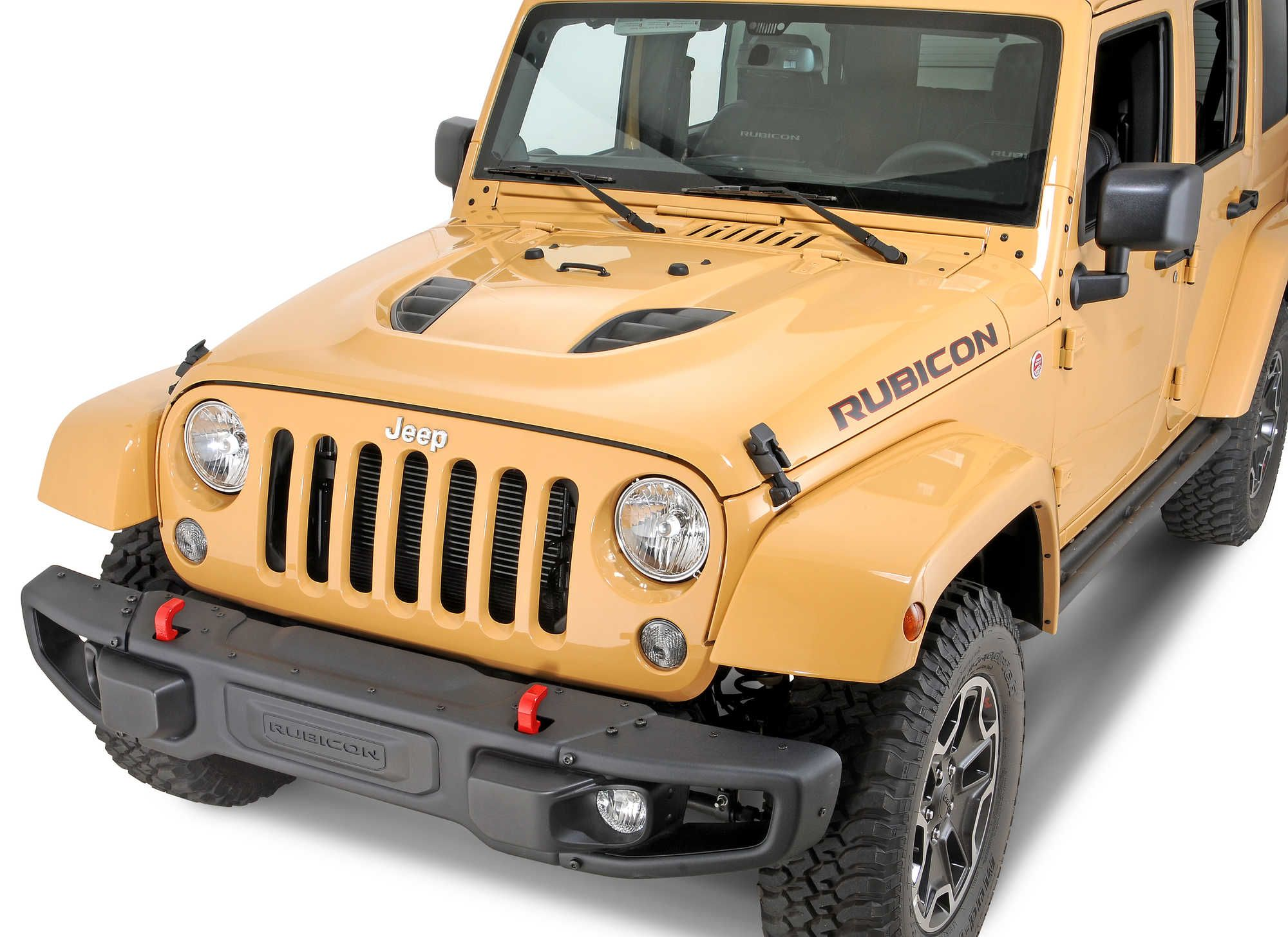 Introducing the all-new MOPAR Wrangler JK Hood featured on the ...