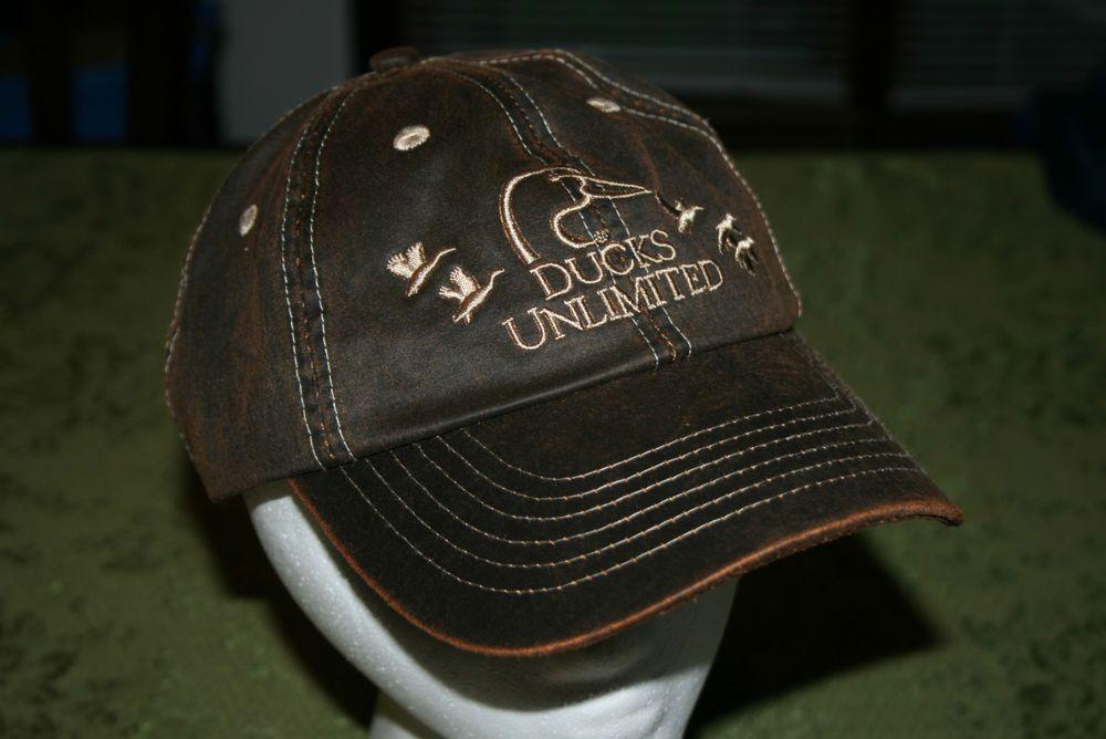 Ducks Unlimited Leader Hunting Cap Baseball Hat Men S Size Fishing Ducksunlimited Baseballcap Baseball Hats Hunting Caps Hats