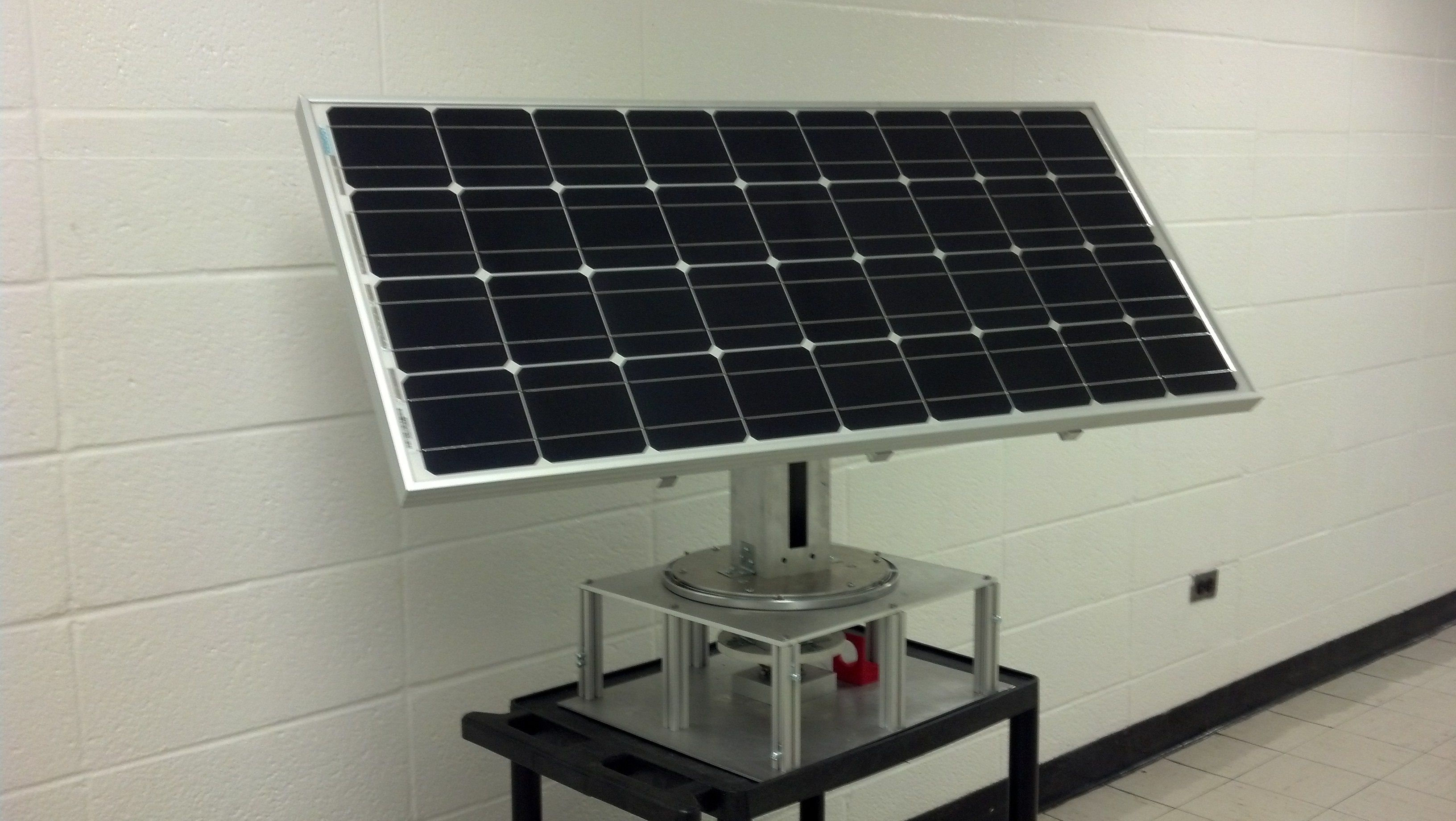 Internationals - Dual Axis Active Solar Tracker | HDRA ARCH