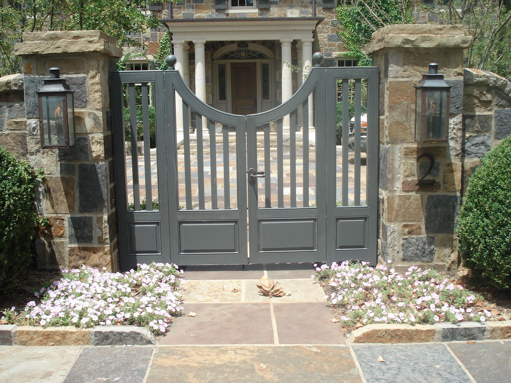 299 best Gates and Fences images on Pinterest