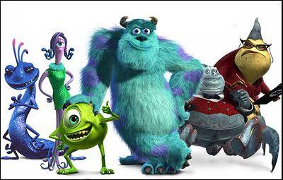 Unique Monsters Inc Images Free Coloringpgs